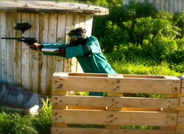 paintball.